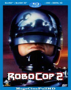 RoboCop 2 (1990) Full HD 1080P Latino ()