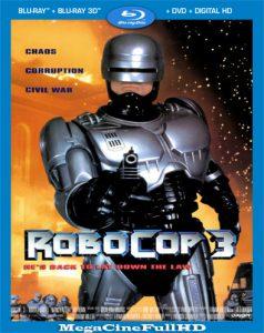 RoboCop 3 (1993) Full HD 1080P Latino ()