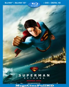 Superman Regresa (2006) Full HD 1080P Latino ()