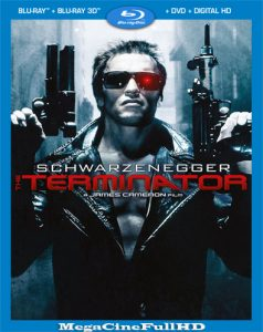 Terminator (1984) Full HD 1080P Latino - 1984