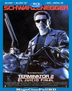 Terminator 2: El Juicio Final (1991) Extended Full HD 1080P Latino - 1991