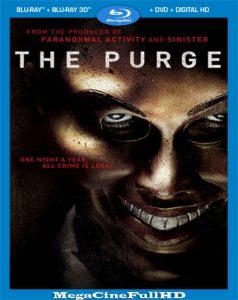 The Purge: La Noche De La Expiación (2013) Full 1080P Latino ()
