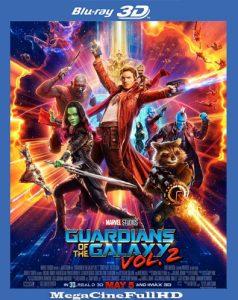 Guardianes De La Galaxia Vol. 2 (2017) IMAX Edition  Full 3D SBS Latino - 2017