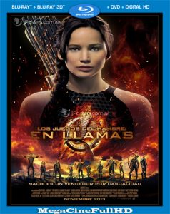 Los Juegos Del Hambre: En llamas (2013) Full HD 1080p Latino ()