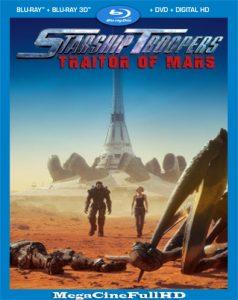 Starship Troopers: Traidor De Marte (2017) Full HD 1080p Latino - 2017