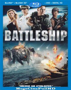 Battleship: Batalla Naval (2012) HD 1080P Latino - 2012