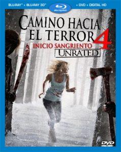 Camino Hacia El Terror 4: Inicio Sangriento (2011) Full HD 1080P Latino - 2011