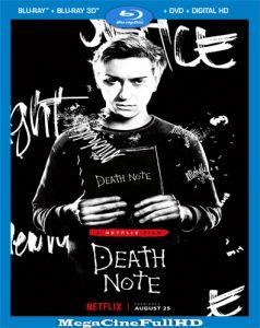 Death Note (2017) HD 1080p Latino - 2017