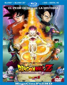 Dragon Ball Z: La Resurrección de Freezer (2015) Full HD 1080p Latino - 2015