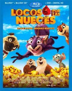 Locos Por Las Nueces (2014) Full HD 1080P Latino - 2014