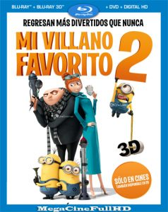 Mi Villano Favorito 2 (2013) Full HD 1080P Latino ()