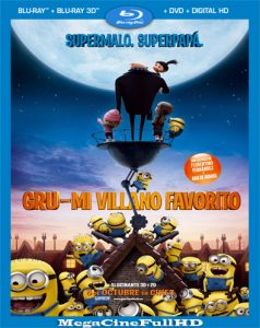 Mi Villano Favorito (2010) Full HD 1080P Latino ()