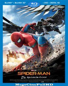 Spider-Man: De Regreso A Casa (2017) Full HD 1080P Latino - 2017