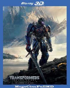 Transformers: El último Caballero (2017) 3D SBS Latino - 2017