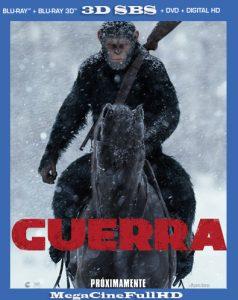 El Planeta De Los Simios: La guerra (2017) 3D SBS Latino - 2017