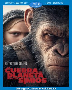 El Planeta De Los Simios: La guerra (2017) Full HD 1080P Latino - 2017