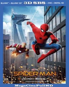 Spider-Man: De Regreso A Casa (2017) 3D SBS Latino - 2017