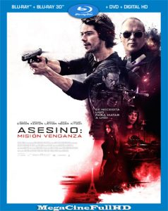 Asesino: Misión venganza (2017) Full HD 1080P Latino - 2017
