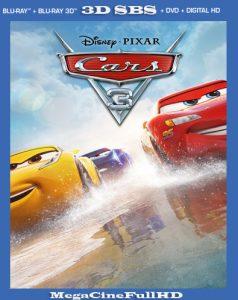 Cars 3 (2017) Full 3D SBS Latino - 2017