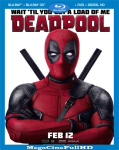Deadpool (2016) Full HD 1080p Latino - 2016