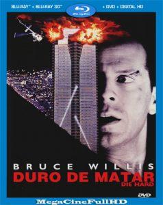 Duro De Matar (1988) HD 1080P Latino - 1988