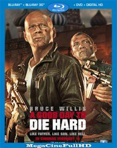 Duro de Matar: Un Buen Día Para Morir (2013) Extendida Full HD 1080P Latino - 2013