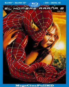 El Hombre Araña 2 (2004) HD 1080P Latino - 2004