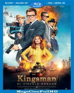 Kingsman: El círculo dorado (2017) Full HD 1080p Latino - 2017