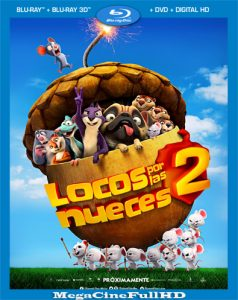 Locos Por Las Nueces 2 (2017) Full HD 1080P Latino - 2017