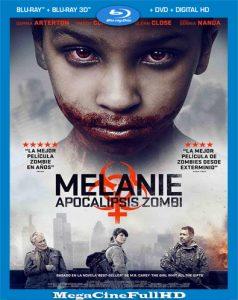 Melanie: Apocalipsis zombie (2016) Full HD 1080P Latino - 2016