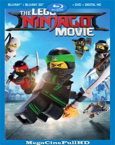 Lego Ninjago: La película (2017) HD 1080P Latino - 2017