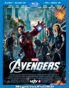 Los Vengadores (2012) Full HD 1080P Latino ()