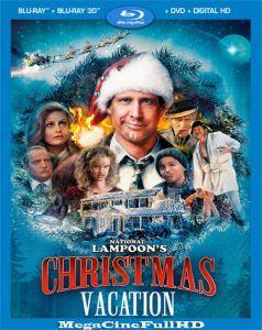 Vacaciones de Navidad (1989) Full HD 1080P Latino - 1989