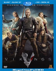 Vikings Temporada 2 (2014) Full HD 1080P Latino - 2014