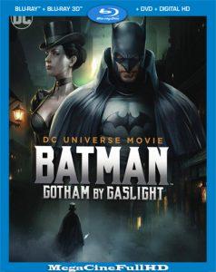 Batman: Gotham A Luz De Gas (2018) HD 1080p Latino - 2018
