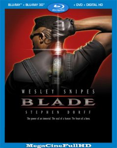 Blade (1998) Full HD 1080P Latino ()