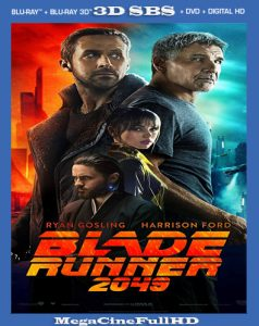 Blade Runner 2049 (2017) 3D SBS Latino - 2017