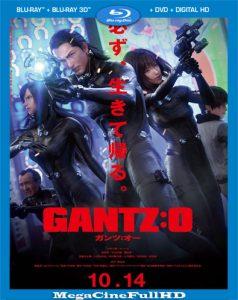 Gantz: O (2016) Full HD 1080P Latino - 2016