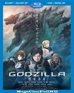 Godzilla: El planeta de los monstruos (2017) Full HD 1080p Latino - 2017
