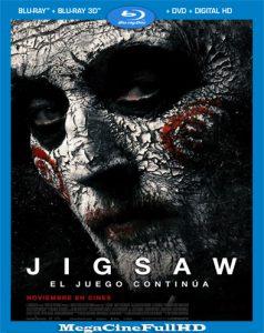 Jigsaw: El juego continúa (2017) Full HD 1080p Latino ()