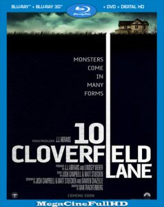 Avenida Cloverfield 10 (2016) Full HD 1080P Latino ()