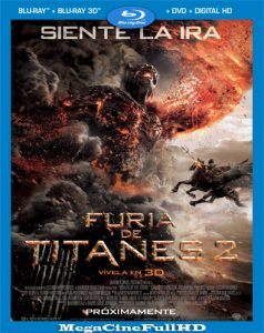 Furia De Titanes 2 (2012) Full HD 1080P Latino - 2012