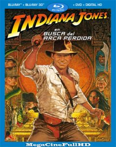 Indiana Jones: En Busca Del Arca Perdida (1981) Full 1080P Latino - 1981