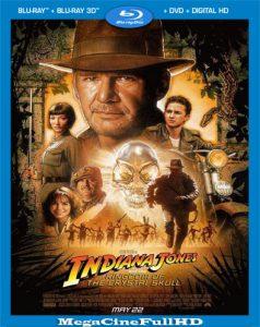 Indiana Jones Y El Reino De La Calavera De Cristal (2008) Full HD 1080P Latino - 2008