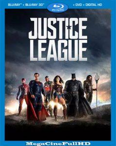 Liga De La justicia (2017) Full HD 1080P Latino - 2017