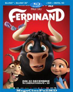 Olé, El Viaje De Ferdinand (2017) HD 1080P Latino - 2017