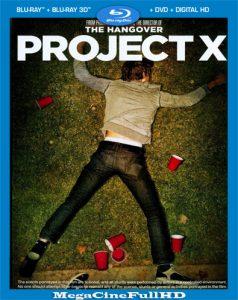 Project X (2012) Full HD 1080P Latino - 2012