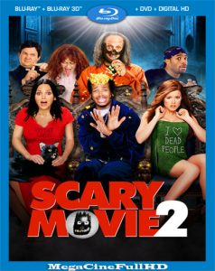Scary Movie 2 (2001) HD 1080P Latino - 2001