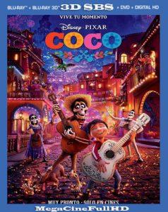 Coco (2017) Full 3D SBS Latino - 2017