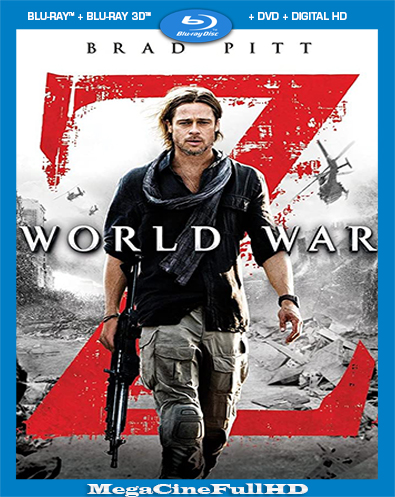 Guerra Mundial Z Full 1080P Latino